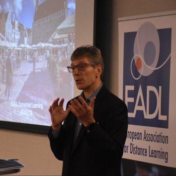 EADL President John Trasler